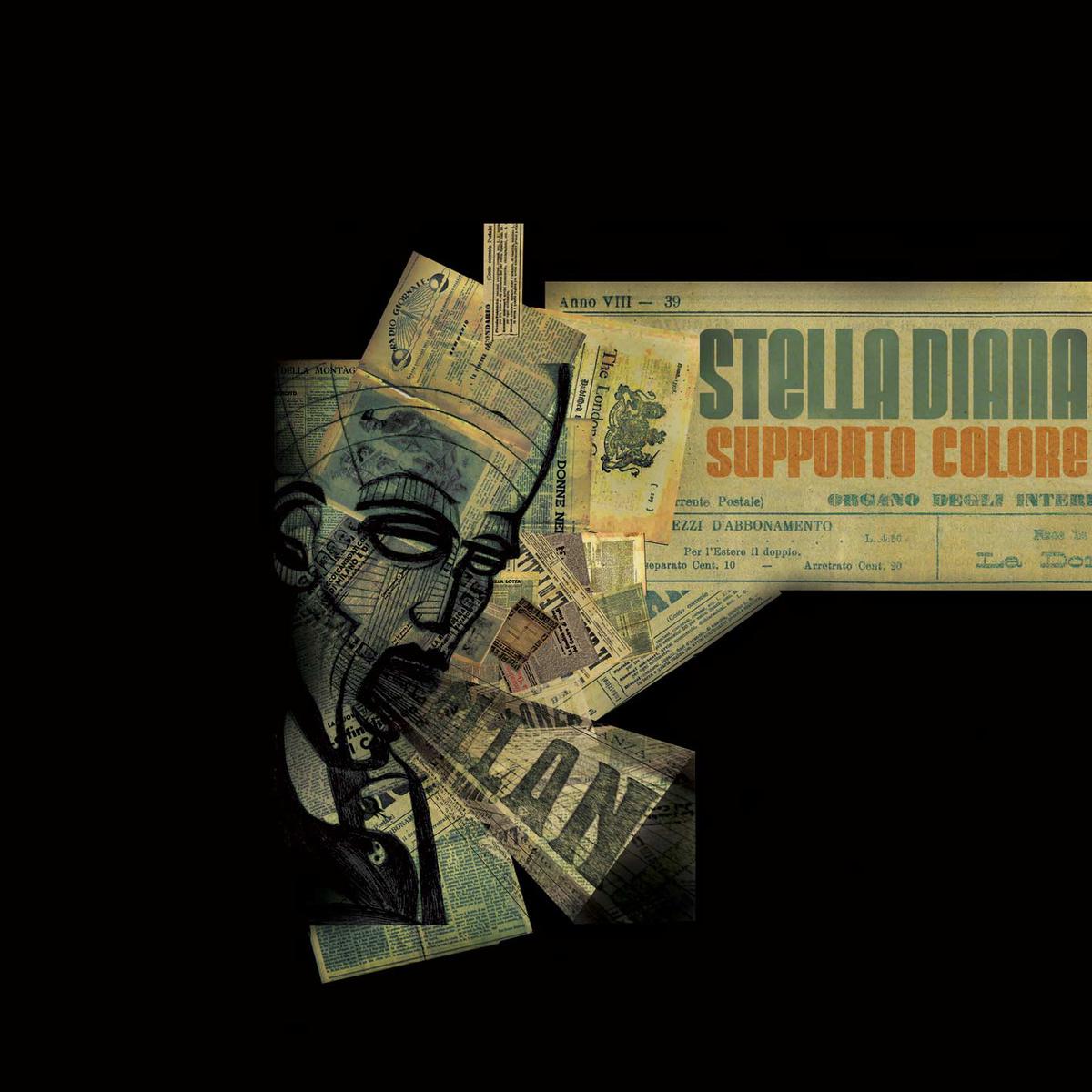 Stella Diana — Supporto Colore